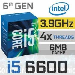 Intel Core I5-6600k - 3.5ghz  S-1151
