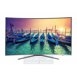 "SAMSUNG 55"" CURVED SMART TV KU6300 4K UHD TV"
